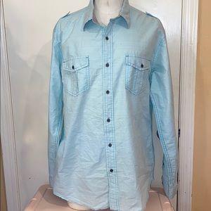 PD&C Button Down Shirt, XL